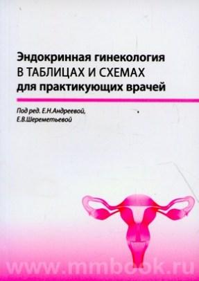 Эндокринная гинекология в таблицах и схемах для практикующих врачей